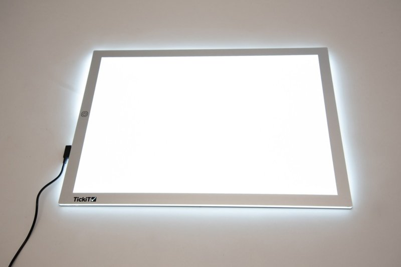 Lichtpaneel A3
