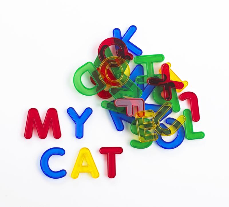 Letters (klein)