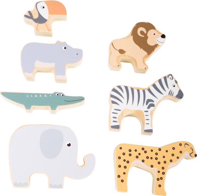 Stapeldieren safari
