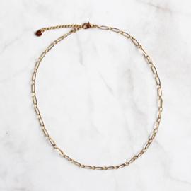 Ketting Chain Goud