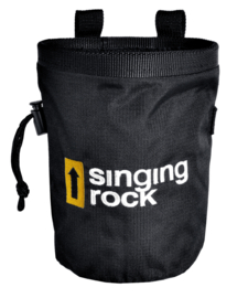 Singing Rock Chalk bag large black