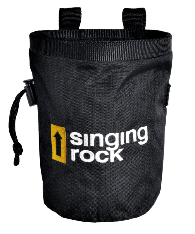 Singing Rock Chalk bag large black