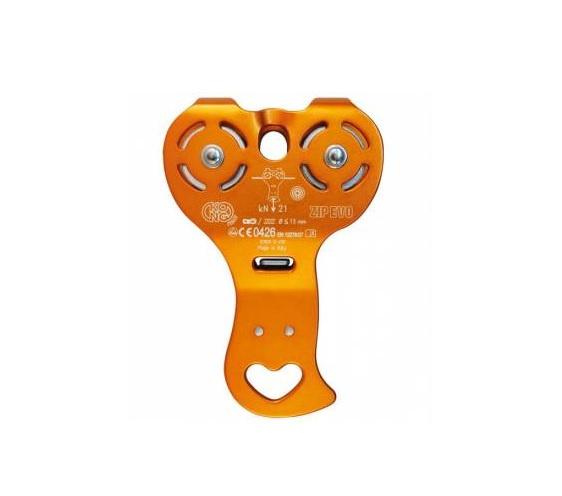 Kong Zip evo pulley