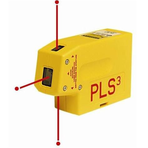 PLS3 Laser leveler - 2017