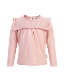 Shirt creamie Roze