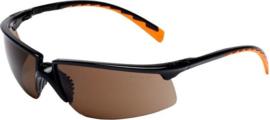 3M™ Solus™ veiligheidsbril, brons getint, SOLBC1