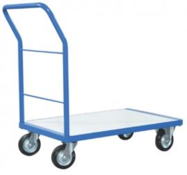 Budget platformwagen tot 500 kg laadvermogen in diverse uitvoeringen