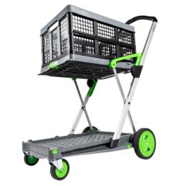 Matador / Clax Stevige Inklapbare plateauwagen, inzetbaar voor vele toepassingen