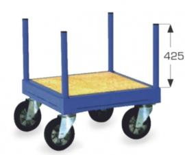 Langgoedtransportwagen tot 400 kg 1200 x 600 mm