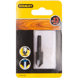 Stanley verzinkboor 13mm