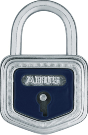 ABUS Original hangslot voor eenvoudige toepassingen. ROOD 30 mm breed