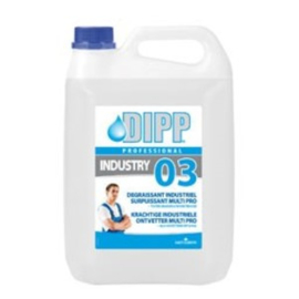 DIPP N° 03 -5L Krachtige Industriële Ontvetter Multi-pro