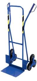 Premium trappensteekwagen van staal voorzien van handgrepen