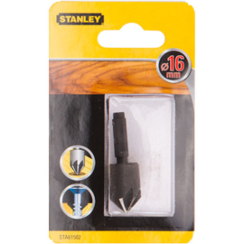 Stanley verzinkboor 16mm