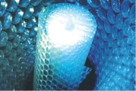Bubbeltjes bescherm en opvulfolie. Diverse breedtes