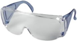KWB veiligheidsbril transparant EN-166