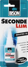 Bison Secondelijm Industrie flacon 20 gram
