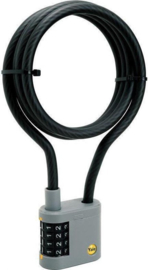 Yale kabelslot met cijfercombinatie 160 cm