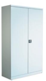 Kantoorkast 2 deuren, hoogte 1950 mm breed 1000 mm