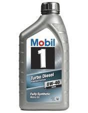 Mobil 1™ Turbo Diesel 0W-40