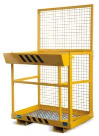 Werkkooi voor veiligwerken op hoogte