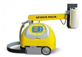 Spider-Pack palletwikkel robot