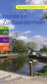 Watererfgoedroutes Hunze en Zuidlaardermeer