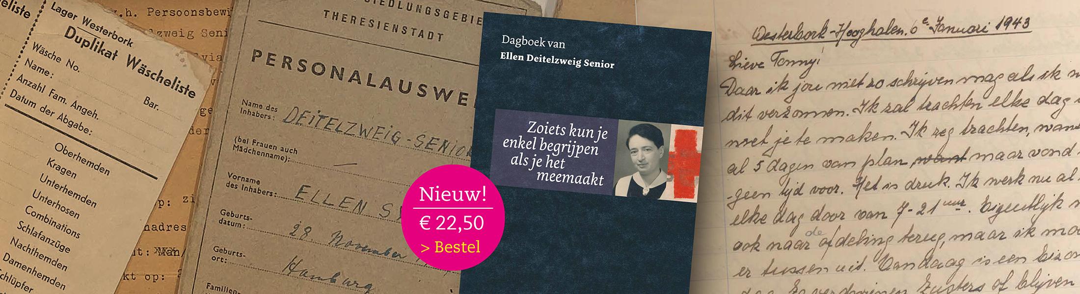 Dagboek van Ellen Deitelzweig