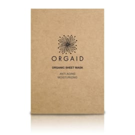 ORGAID ORGANIC | SHEET MASK ANTI-AGING & MOISTURIZING