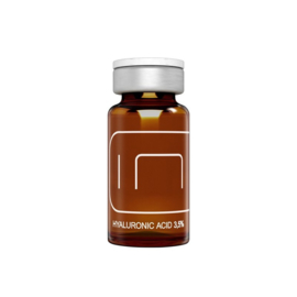 BCN | HYALURONIC ACID 3.5% - Anti Ageing Solution Cocktail 5 ml vail | Box van 5 vails
