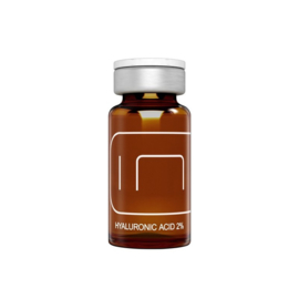 BCN | HYALURONIC ACID 2% - Anti Ageing Solution Cocktail 3 ml vail | Box van 5 vails