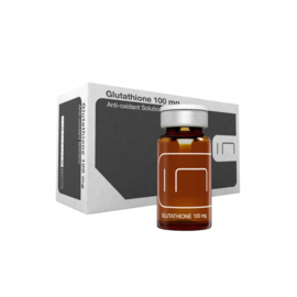 BCN | GLUTATHIONE 100mg - Anti-Oxidant Solution 5 ml vail | Box van 5 vails