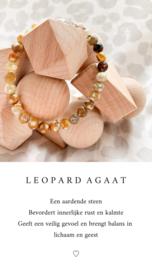 Leopard agaat