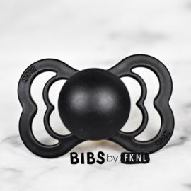 Bibs speen suprême vlinder - Black - One size