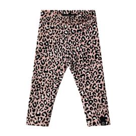 Leopard pink legging