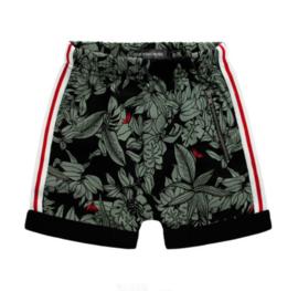 Botanic Zipper Shorts