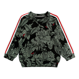 Botanic sweater