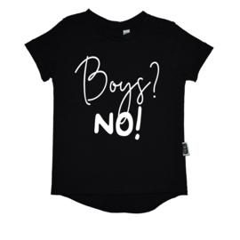 Shirt - Opdruk Boys NO