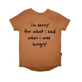 SHIRT - SORRY FOR WHAY I SAID