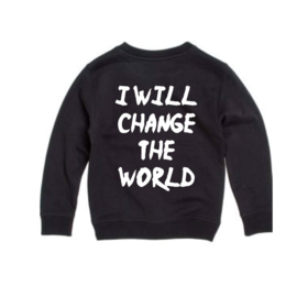 I will change - Sweater -   Perf not so perf