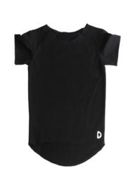 Kleine deugnieten- zwart T shirt