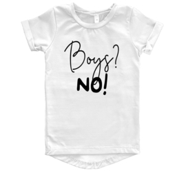 T SHIRT DRESS - BOYS NO
