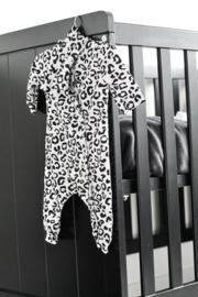 Boxpakje Leopard z/w