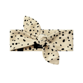 CHEETAH - NUDE | HEADBAND 0-1 jaar