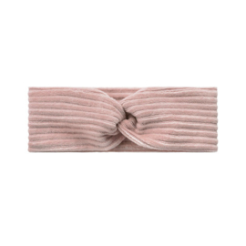 PINK RIBCORD | TWISTED HEADBAND 1 - 4 jaar