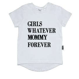 Shirt - Opdruk Girls whatever