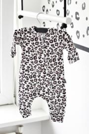 Boxpakje Leopard Beige  - Baby collectie