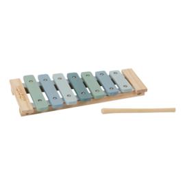 Xylofoon Blauw