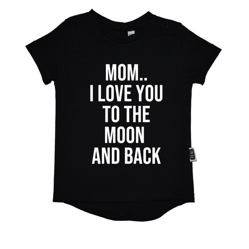 Shirt - ..... Love you to the moon and back