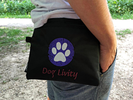 Multifunctionele HONDEN TREAT BAG